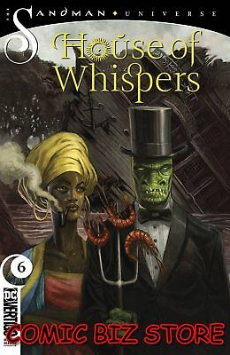 House Of Whispers #6 (2019) 1St Printing Bagged & Boarded Dc Comic Universe