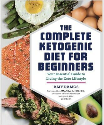 The COMPLETE KETOGENIC DIET FOR BEGINNERS -keto diet- PDF Book -please read in