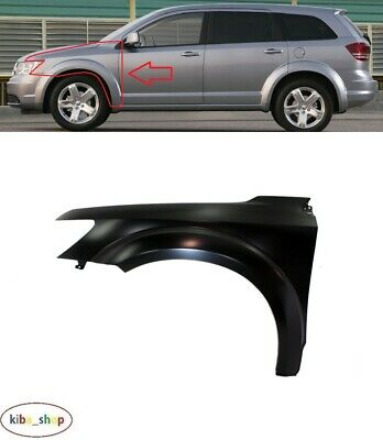 For Dodge Journey 2007 - 2016 New Front Wing Fender Left N/s Passenger