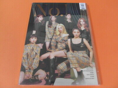 CLC - No.1 (8th Mini Album) CD w/Photo Booklet + Photocard  K-POP