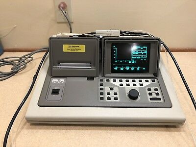 GSI 33 V2 Middle Ear Analyzer w/ Current Calibration Certificate