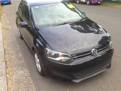 Vw Polo 2013 Model Tsi Turbo Auto Damaged Statutory Write Off Salvage