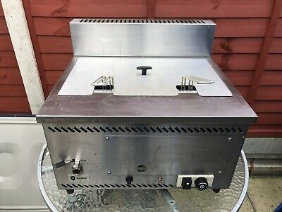 Parry LPG Gas Fryer Table Top AGFP