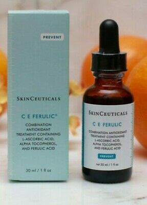 SkinCeuticals C E CE Ferulic Serum Antioxidant Treatment **New & Sealed 30ml**