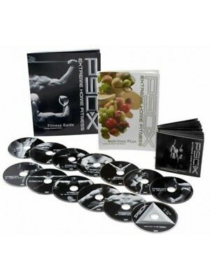 BRAND NEW Beach Body P90X Classic Home Workout DVDs Complete Setw/ Program