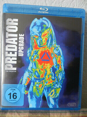 Predator Upgrade Blu ray