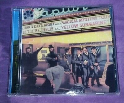 The Beatles Reel Music Stereo Cd!