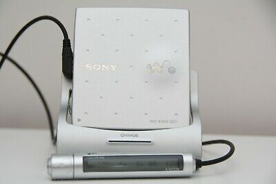 Sony MZ-E909 Personal MiniDisc Walkman Player Play Good Condition Rare