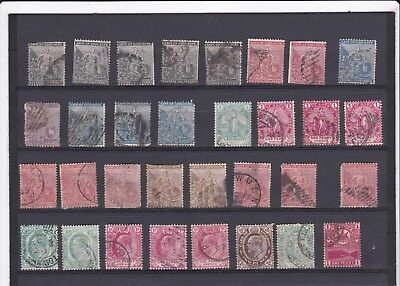 Cape of Good Hope - Group of early used stamps
