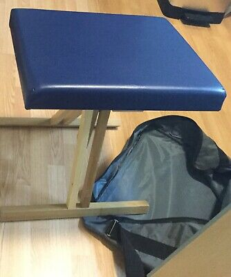 Strange Portable Adjustable Footrest Foot Stool For Reflexology Or Caraccident5 Cool Chair Designs And Ideas Caraccident5Info