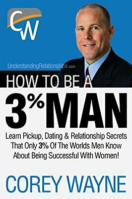 How to Be a 3% Man By Corey Wayne audiobook mp3