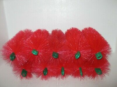 Kockney Koi Red Filter Brushes 10 Inch X 4 Inch