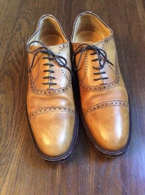 fe432d3e37b Mens Brooks Brothers Made In England Dress Oxford Right Shoe Only Amputee.