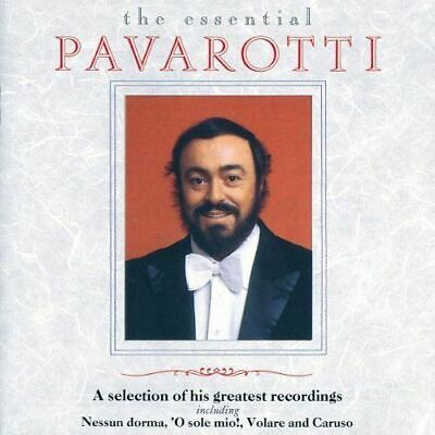 Luciano Pavarotti - The Essential Pavarotti - 1990 CD Album