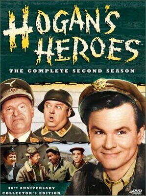 Hogan's Heroes The Completo 2° Stagione (1965) DVD Cofanetto