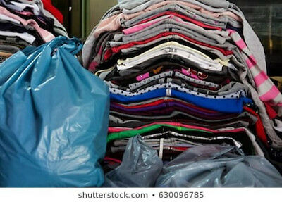 "Wholesale / Job Lot of  Used Women's ""Grade A"" Clothing. Excess Stock 25 ITEMS"