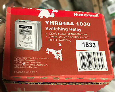 HONEYWELL R845A1030 SWITCHING Relay - $60.00 | PicClick on