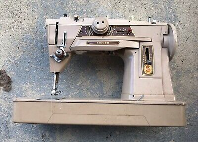 Singer Sewing Machine. Made In Germany. Model 401G Treadle Machine (most likely)