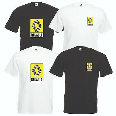 Renault 72 T-Shirt Classic Car Enthusiast R5 Turbo VARIOUS SIZES & COLOURS