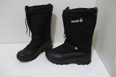ccdfba9dd04 MENS KAMIK GREENBAY -40° Insulated Waterproof Winter Boots Sz 9 Removable  Liner