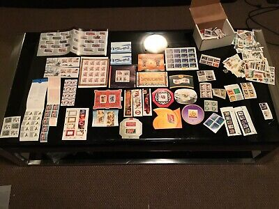 Vintage / Modern Canadian Stamps Blocks Lot Unused Canada Other Chinese