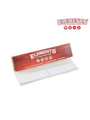 Red Elements Slow Burn Connoisseur King Size Slim Rizzla Rizla Rolling Papers