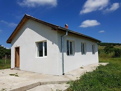 Rural house in Bulgaria,vast yard with chery garden