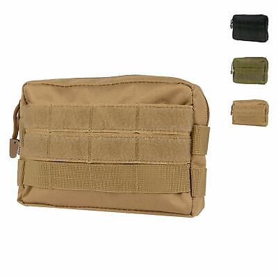 Hunting Hiking Military Tactical Molle Pouch Waist Pack Fanny Pocket Bag Outdoor
