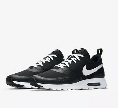 """size 40 9fc87 1ead4 Nike Air Max Vision Black white"""" Running Casual Trainers Uk 6, Us 7"""