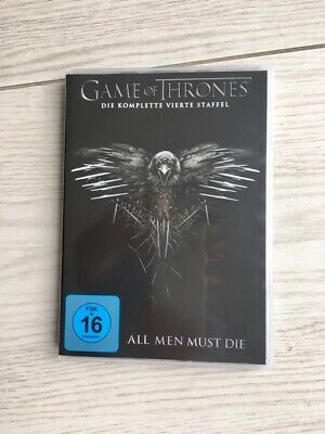 Game of Thrones Staffel 4 (wie neu) 5 DVDs