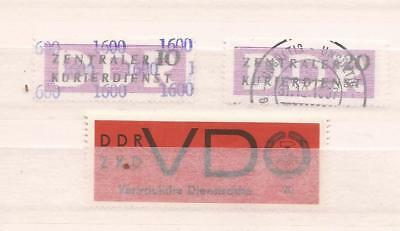 Ddr  -  Lot Of Labels