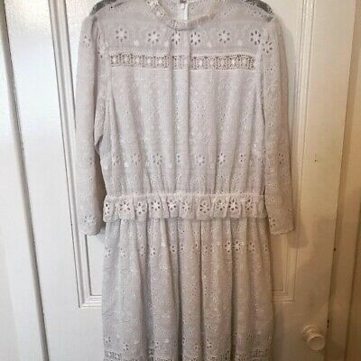 fa1d495f0381b SOMERSET BY ALICE Temperley Broderie Dress