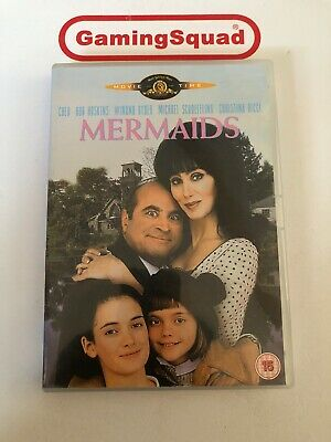 Mermaids DVD, Supplied by Gaming Squad