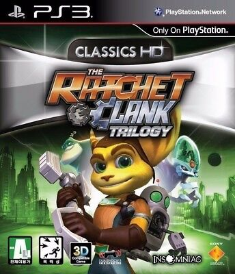 The rachet and cland trilogy para PS3