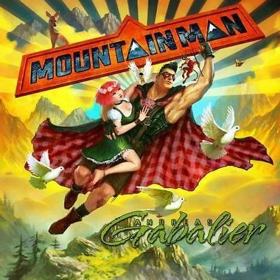 ANDREAS GABALIER Mountain Man CD NEU & OVP