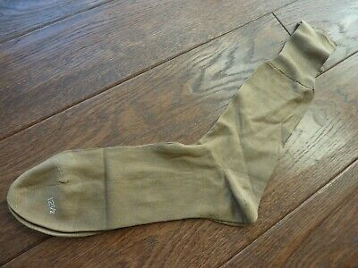 NOS WWII OD US Army GI USMC Enlisted Wool SIZE 12.5 Boot Socks NEW OLD STOCK