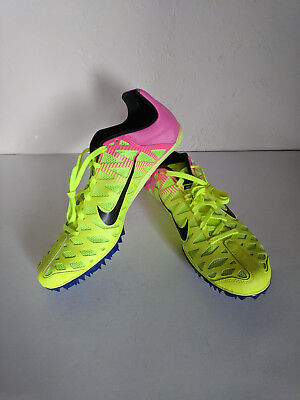 cheap for discount 26422 4ace1 NEW Nike Zoom Maxcat 4 OC RIO Sprinting Spikes Mens 11Wmns 12.5 882012-