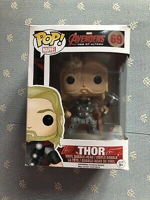Funko Pop! Marvel Thor #69 Avengers Age Of Ultron 2015