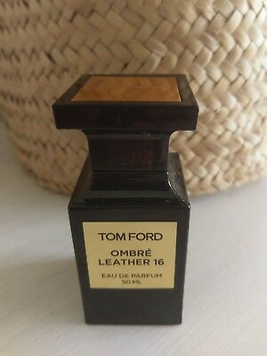 Atomizer Ombre leather 16. Descatalogado. Tom Ford. 10ml. Travel size.