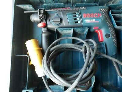 Bosch Professional GBH 2-18RE SDS Hammer Drill 110v with case