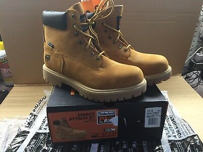 f2f0ae16582 TIMBERLAND PRO MENS 65016 Direct Attach 6