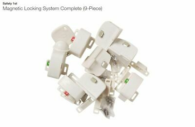 Safety 1st Magnetic Locking System Complete (9-Piece)