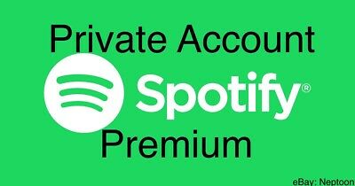 Spotify Premium LIFETIME | PRIVATE ACCOUNT | NOT SHARED | QUICK DELIVERY