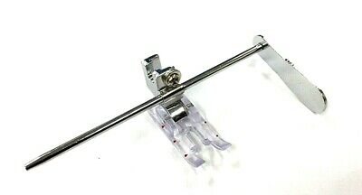 """1/4"""" Quilting Patchwork Foot  with Quilting Guide P60307 Universal Low Shank"""