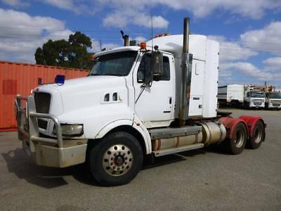 2000 Sterling Sleeper Cabin 6x4 Prime Mover Truck
