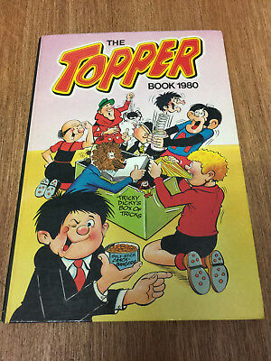 The Topper Book 1980, FREE UK POSTAGE
