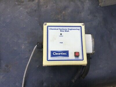 Dema Model 830.1.2.PB.CAMP dosing Pump