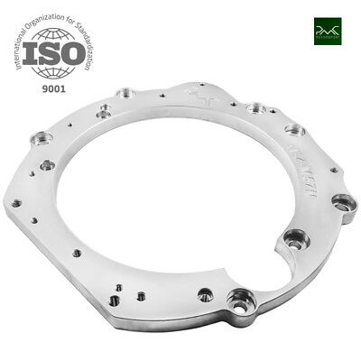 AUDI 4.2 V8 ABZ ENGINE ADAPTER PLATE TO BMW M57n M57n2 GS6-53dz GEARBOX