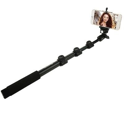 PULUZ Extendable Adjustable Handheld Selfie Stick for Phones/ GoPro HERO