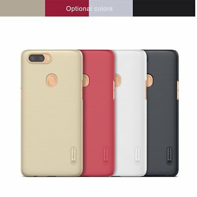 Nillkin Super Frosted Shield Hard Case Cover for OPPO R11s Plus